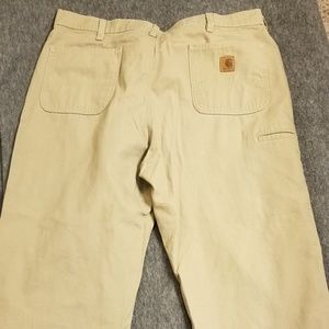 Carhart Canvas Pants